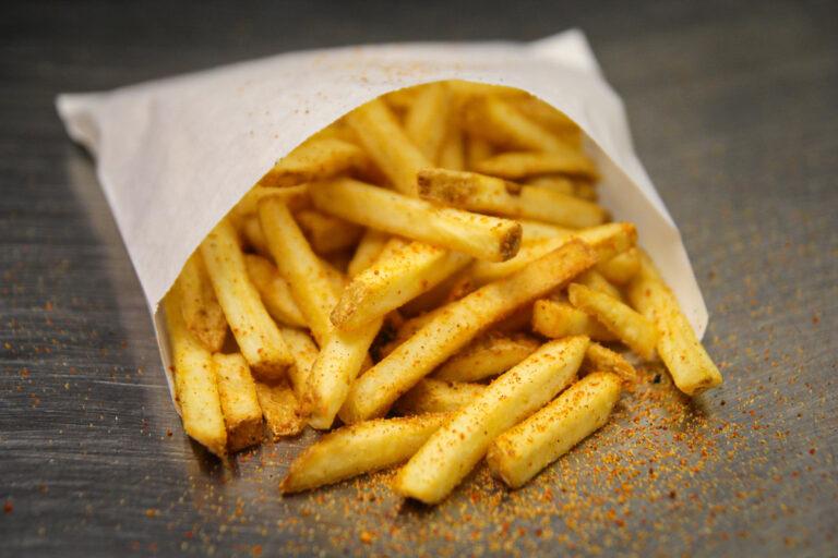 Seasoned Scratch Chips